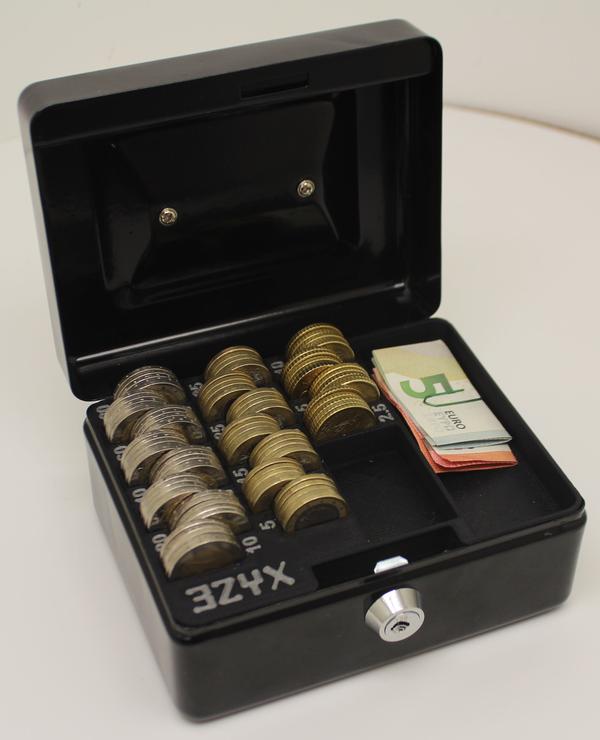 caisse à monnaie sur mesure
